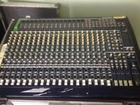 Behringer Mixing Desk MX2442A - Faulty - Spares or Repair