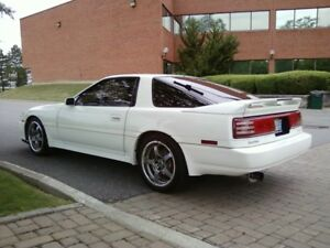1989 Toyota Supra Turbo, Tasteful Mods, No Winters, Excellent