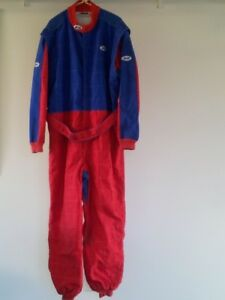 KART RACING SUITS (used) FOR SALE
