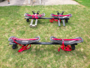 Kayak Carriers-Malone SS Combo Seawing X2 with Load Assist