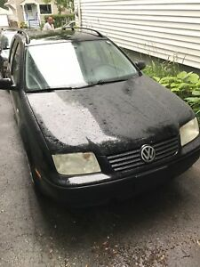 2006 Jetta TDI Wagon - manual trans