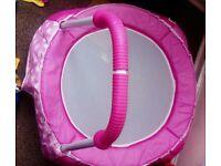 Girls trampoline