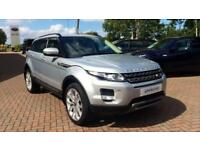 2013 Land Rover Range Rover Evoque 2.2 SD4 Pure 5dr (Tech Pack) Manual Diesel 4x
