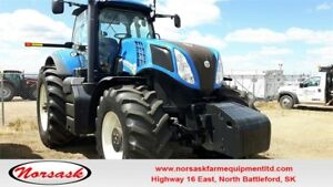 New Holland T8.300 Tractor