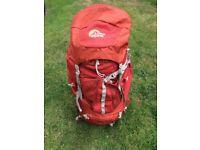 Lowe Alpine Khumbu 65:80 rucksack