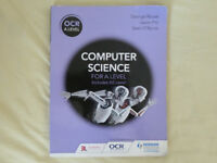 OCR A-Level Computer Science textbook (new spec)
