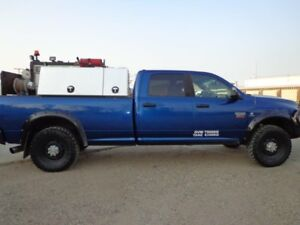 WELDER'S TRUCK FOR SALE (2011 Dodge Ram 3500 SLT)