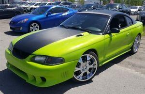 1995 Ford Mustang 2001 SVT COBRA  SWAP !!