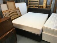 LIFT UP STORAGE KINGSIZE BED (DELIVERY AVAILABLE)