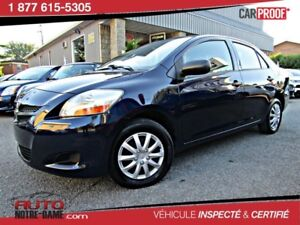 Toyota Yaris 4dr Sdn ** NOUVEL ARRIVAGE ** 2007