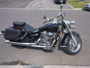 Honda Shadow Aero 2004 Noir