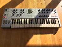 Alesis Ion Virtual Analogue Synthesiser / Keyboard