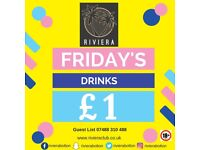 Its bolton: quid drinks // £3 entry tickets