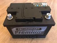 Brand new battery TECHNOPART premium