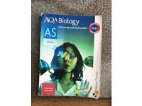 AQA AS Biology Textbook