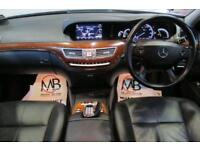 2009 MERCEDES BENZ S CLASS S320 CDi 4dr Auto
