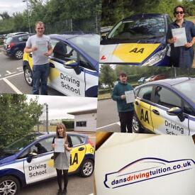 Driving instructor Norwich