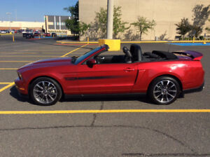 2011 Ford Mustang California special Cabriolet