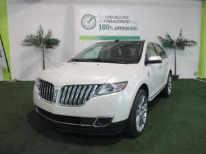 2013 LINCOLN MKX AWD,NAVI,TOIT PANO ECT..  $100/SEMAINE