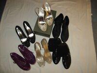 Lady's size 6 shoe bundle