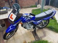 KAM 125 Motorbike - fantastic condition £900 ono