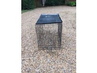 Dog kennel, cage collapsible