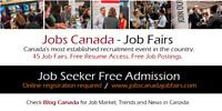 Bilingual Job Fair Gatineau - Monday, October 16th, 2017