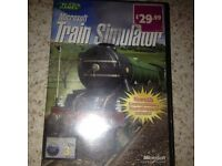 TRAIN SIMULATOR GAME - RETRO