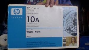 HP laserjet 10a Toner cartridge