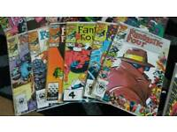 26 THE FANTASTIC FOUR COMICS.