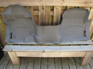 15+ Ford F150 Weathertech mat