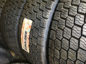 315/80R22.5 WD80 Bus / Truck tires ! Best for winter Traction