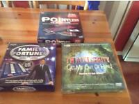 Brand new board games £3 each