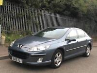 2005 Peugeot 407 1.6HDi 110 SE***LOW MILES + LONG MOT***