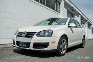2008 Volkswagen Jetta 2.0T Trendline w/ Navigation!! Leather!!