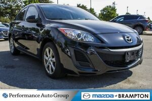 2011 Mazda MAZDA3 GS|LEATHER|ROOF|BLUETOOTH|ALLOYS