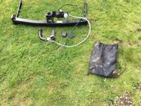 Ford Galaxy MK 2 Tow bar kit WITTER