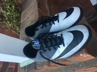 Nike astro football boots size 10