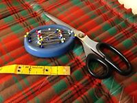 Quality Hand Stitched Made to Measure Kilt - Choice of Tartans - Experienced Professional Kiltmaker