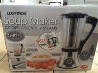 Lloytron Soup Maker *Brand New Bargain*