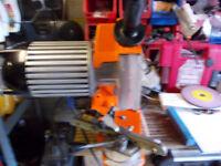 Tecomec Chainsaw Chain Grinder 240v