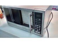Morphy Richards 900 Watt Silver microwave