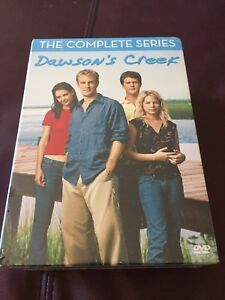 Brand New Dawson's Creek Complete Series