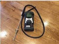 Regxa1 gas flue analyser