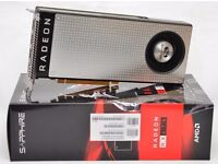 AMD RX 470 Sapphire OC (4Gb) like new (boxed) and 2 years warranty