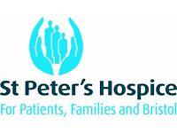 Volunteer eBay Assistant Online Researcher / St Peter's Hospice office, Shirehampton, Bristol