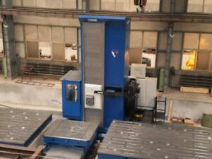Boring Mills, Milling Machines, and Vertical Mills for sale