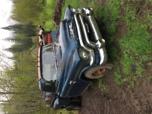 '55 1/2 ton and '56 gmc one ton and lots of parts