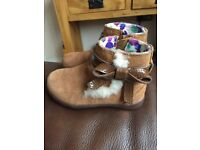 UGG boots size 6 infant