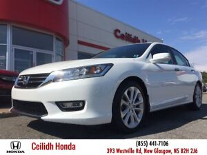 2013 Honda Accord Touring (CVT) Leather|Navigation